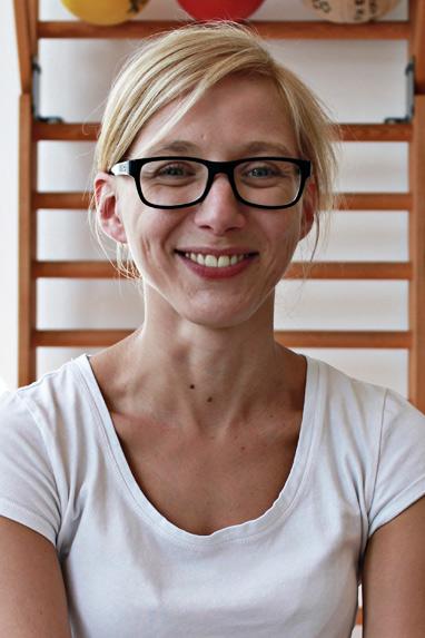 Ergotherapeutin Kathrin Waldschmidt