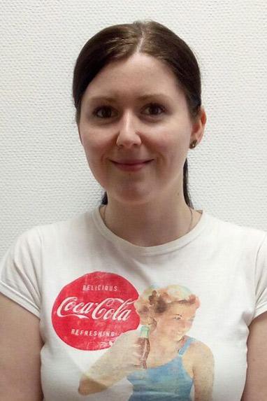 Physiotherapeutin Julia Treeker