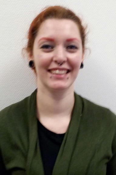Ergotherapeutin Sabrina Engelke